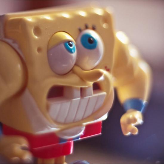 Mein Frühjahr zwischen Tech-Texten und SpongeBob.